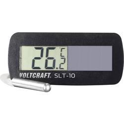 VOLTCRAFT SLT-10Termometer för infälld montering - solceller,Inbyggnadsmått 60x26 mm, vattentät