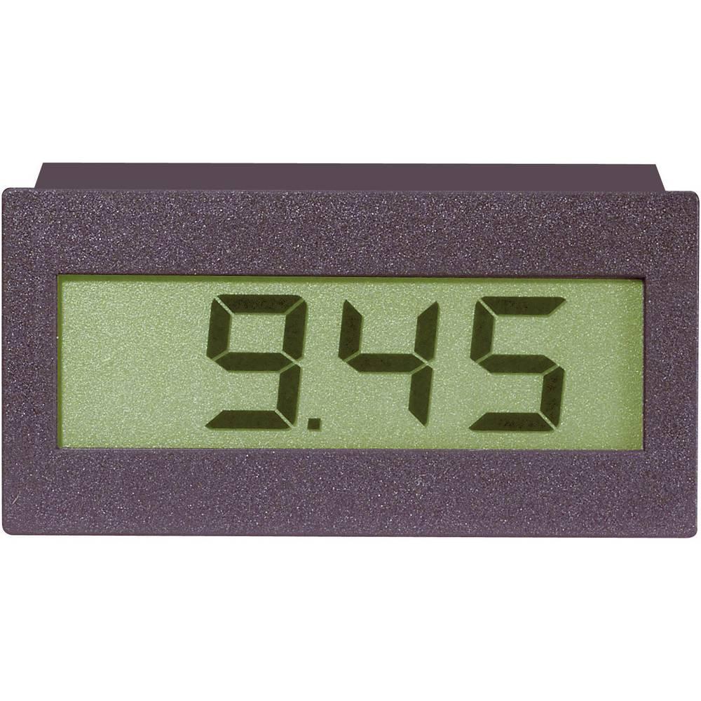 VOLTCRAFT DVM 310 digitalni vgradni merilnik, panel-meter, vgradne mere 68.5 x 33 mm
