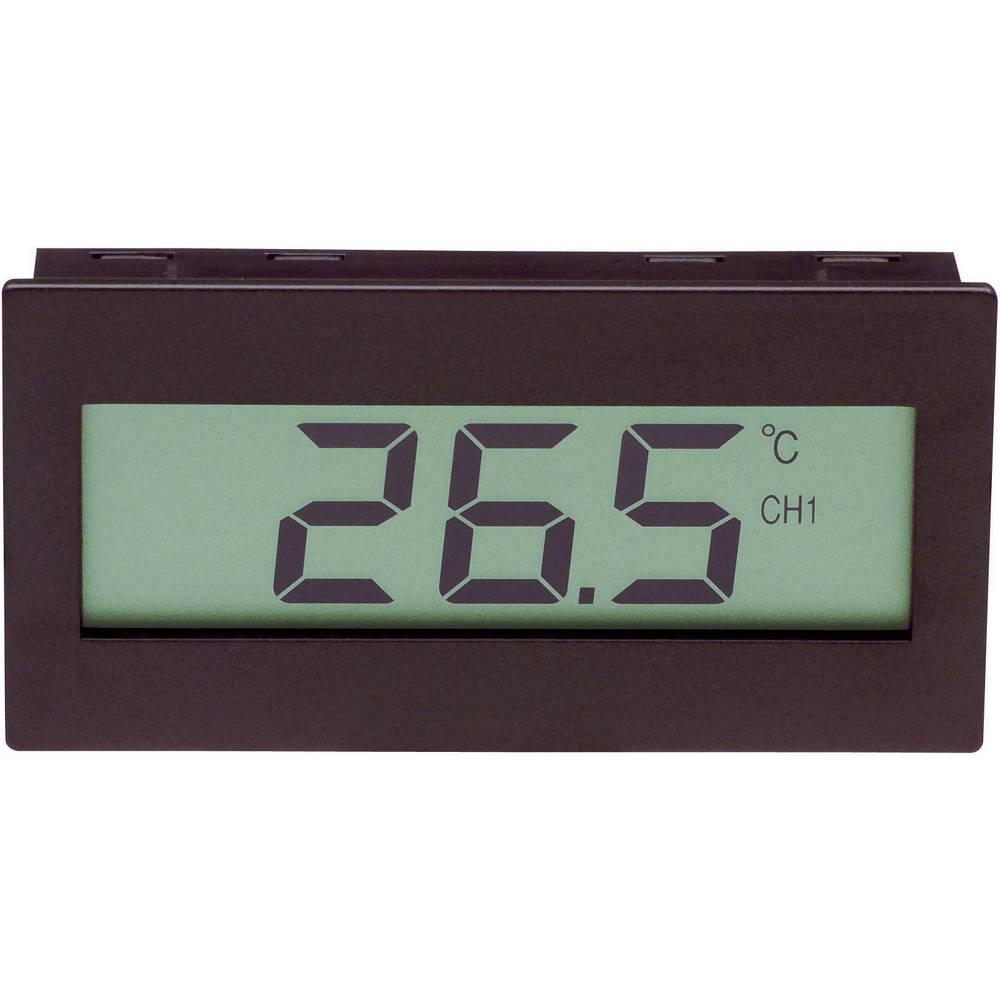 VOLTCRAFT® TCM 320 temperaturni stikalni modul -30 do +70 °C vgradne mere 68.5 x 33 mm
