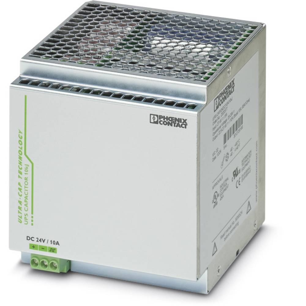Shranjevalnik energije Phoenix Contact UPS-CAP/24DC/10A/10KJ