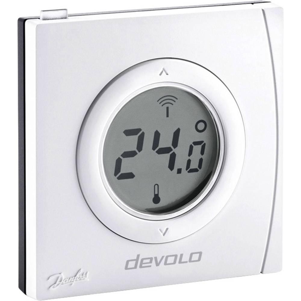 Daljinski-termostat Devolo Home Control 9361 območje max. (na prostem) 100 m
