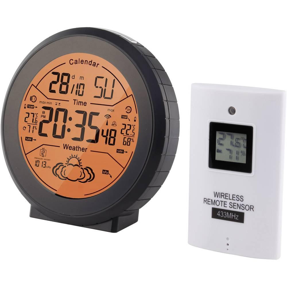 Brezžična vremenska postaja z vremensko napovedjo Renkforce