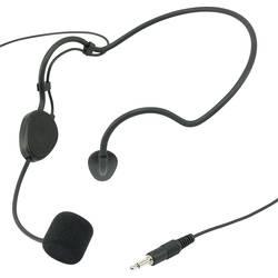 Mikrofon za govor Renkforce CM518 povezan kablom, uklj. zaštita od vjetra