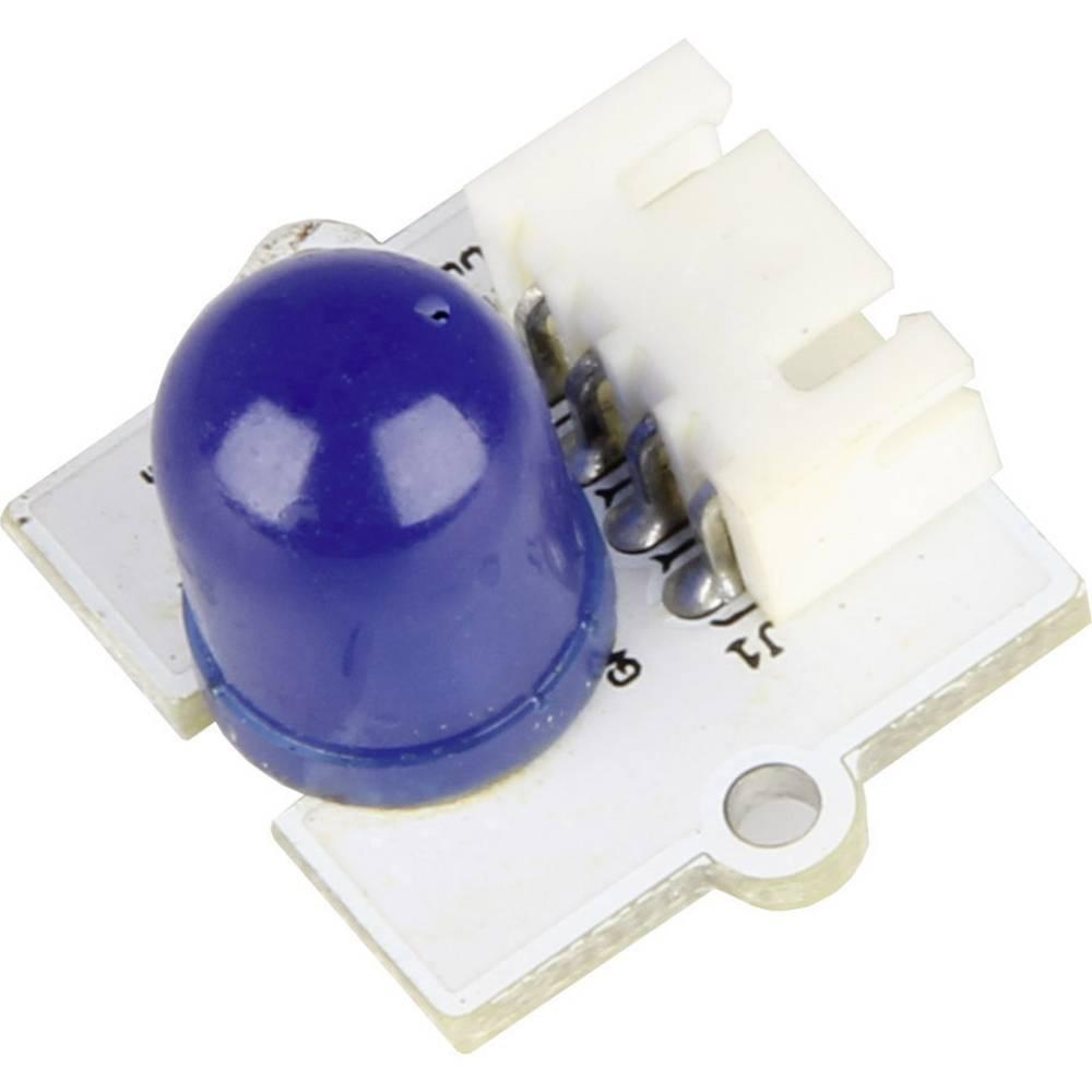 Mini razširitveni modul z modro LED za kartični računalnik Raspberry Pi®, 10 mm, LK-Led10-Blue