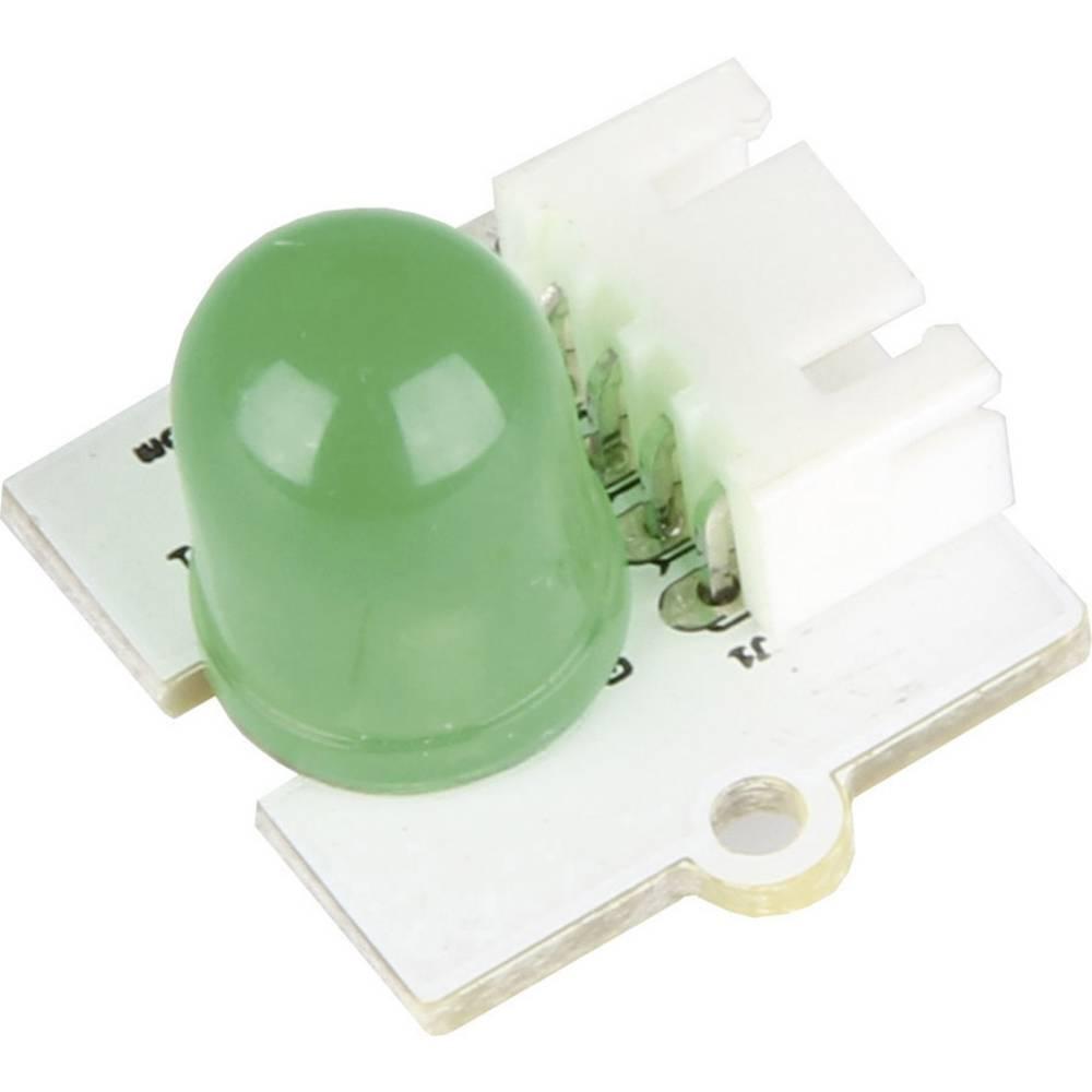 Ploča za nadogradnju za Raspberry Pi® LK-Led10-Green 10 mm zelena