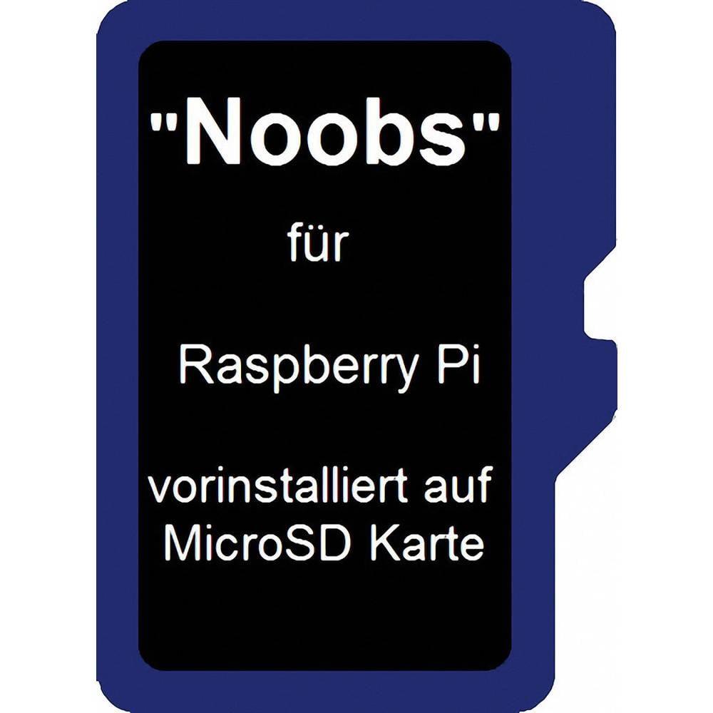 Raspberry Pi® Operativsystem Raspberry Pi® RB-Noobs-PI3