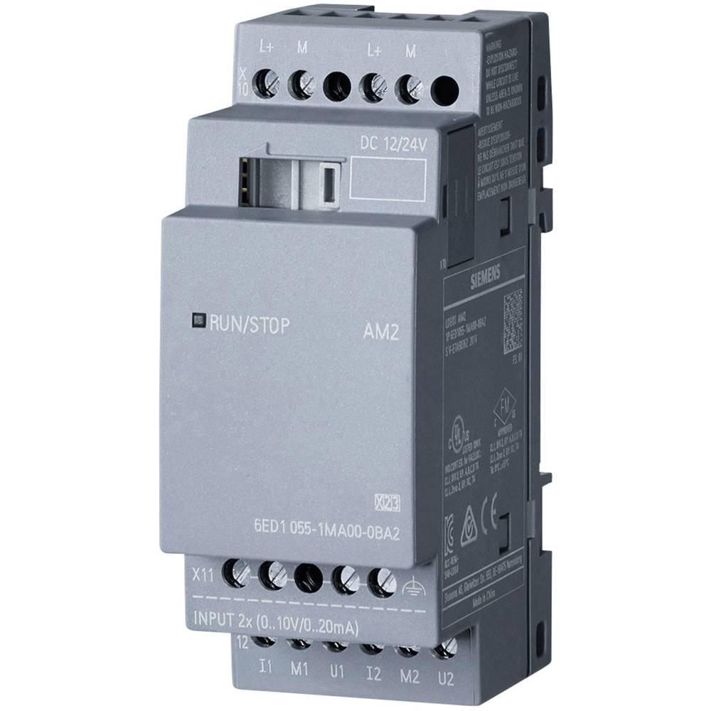 SPS razširitveni modul Siemens LOGO! AM2 0BA2 6ED1055-1MA00-0BA2