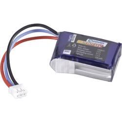 Modelarstvo - akumulatorski paket (LiPo) 7.4 V 250 mAh 30 C Conrad energy