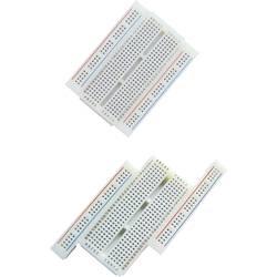 Testna pločica, pokretna, ukupan broj polova: 400 (D x Š x V) 86.5 x 64.5 x 8.5 mm Conrad Components 0165-40-4-28010 1 kom.