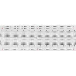 Preizkusna ploščica, skupno št. polov: 840 (D x Š x V) 167.3 x 57.15 x 8.4 mm TRU Components 0165-40-1-32010 1 kos