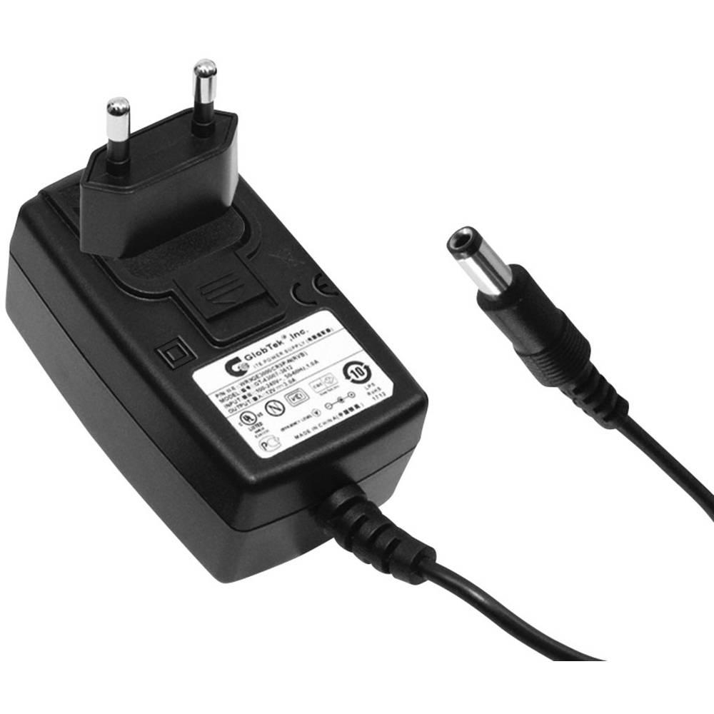 Vtični napajalnik, stalna napetost GlobTek WR9QE3000LCPNEU(RVB) 12 V 3 A