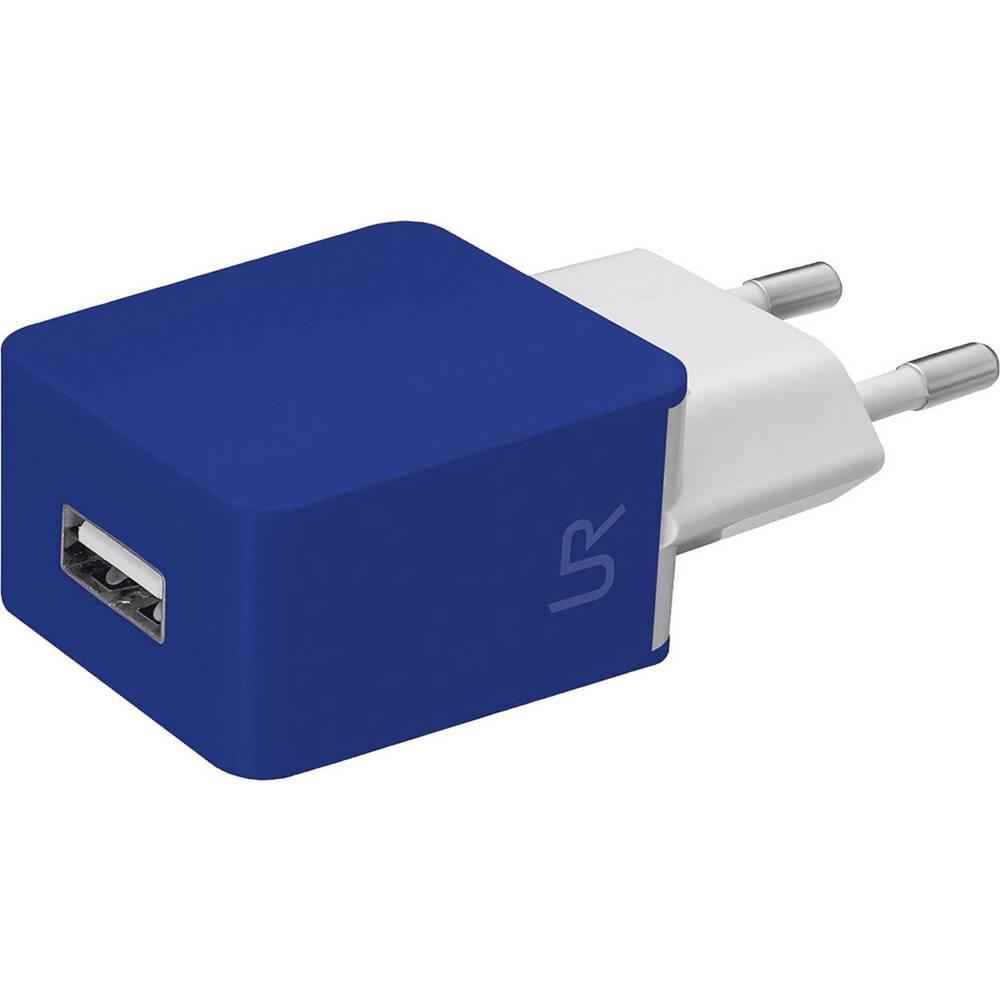 USB-oplader Urban Revolt 20144 20144 Stikdåse Udgangsstrøm max. 1000 mA 1 x USB