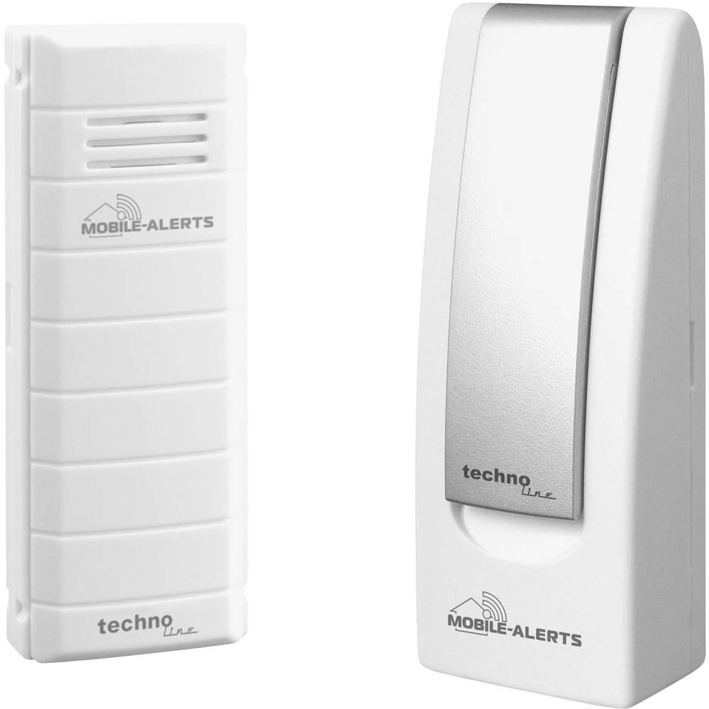 WLAN vremenska postaja Techno Line Mobile Alerts MA10001 začetni komplet Mobile Alerts MA 10001 + Gateway
