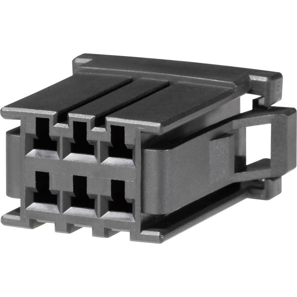 Tilslutningskabinet-kabel DYNAMIC 3000 Series (value.1360534) Samlet antal poler 8 TE Connectivity 178289-4 1 stk