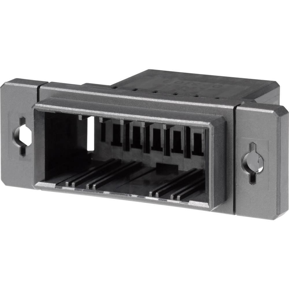 Tilslutningskabinet-printplade DYNAMIC 3000 Series (value.1360534) Samlet antal poler 6 TE Connectivity 178803-3 1 stk
