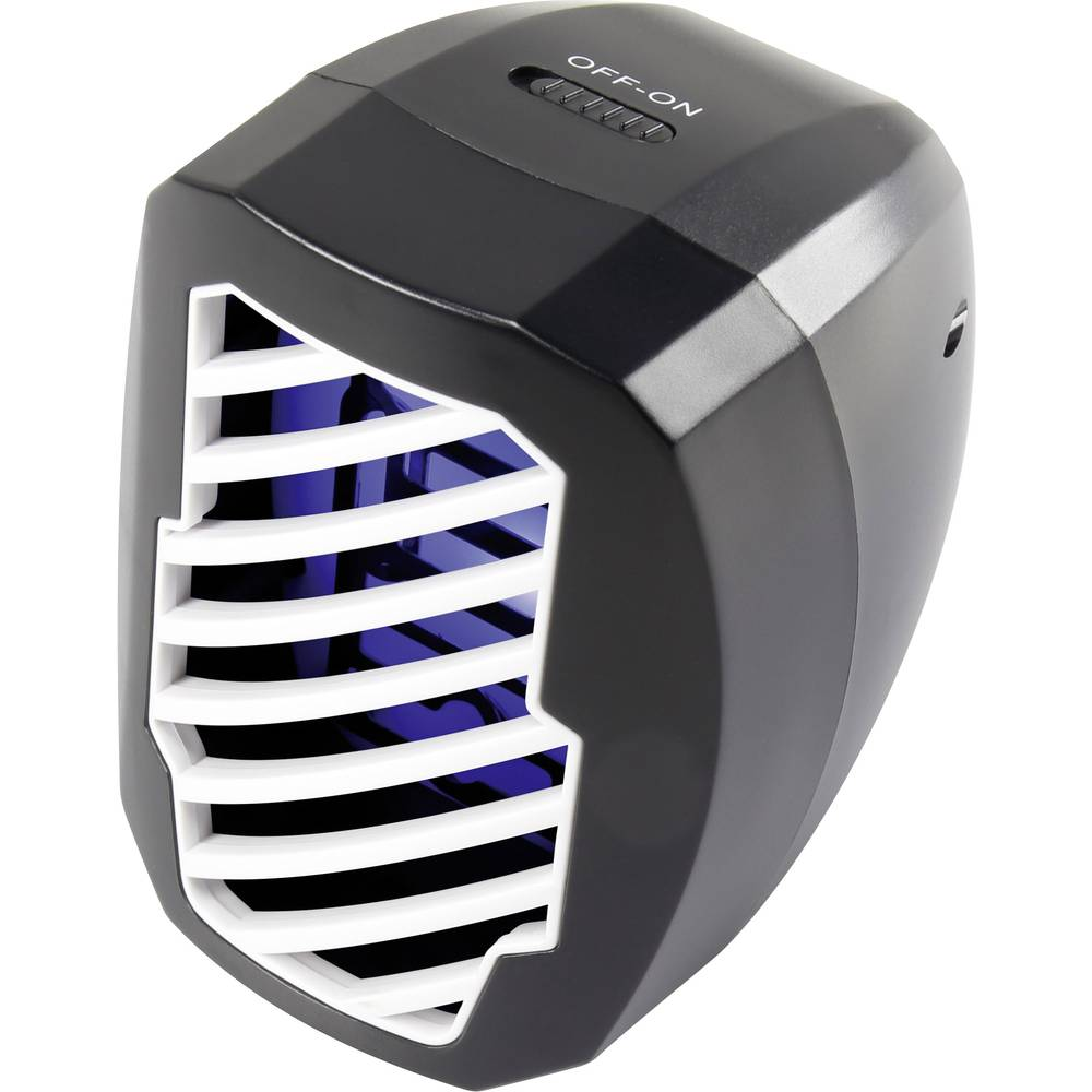 Mobilni UV odstranjevalnik insektov Isotronic, črno-bel