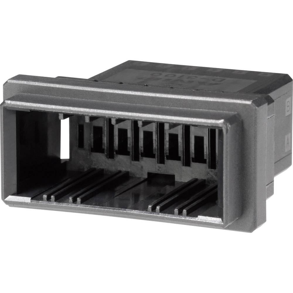 Tilslutningskabinet-printplade DYNAMIC 3000 Series Samlet antal poler 20 TE Connectivity 178964-8 1 stk