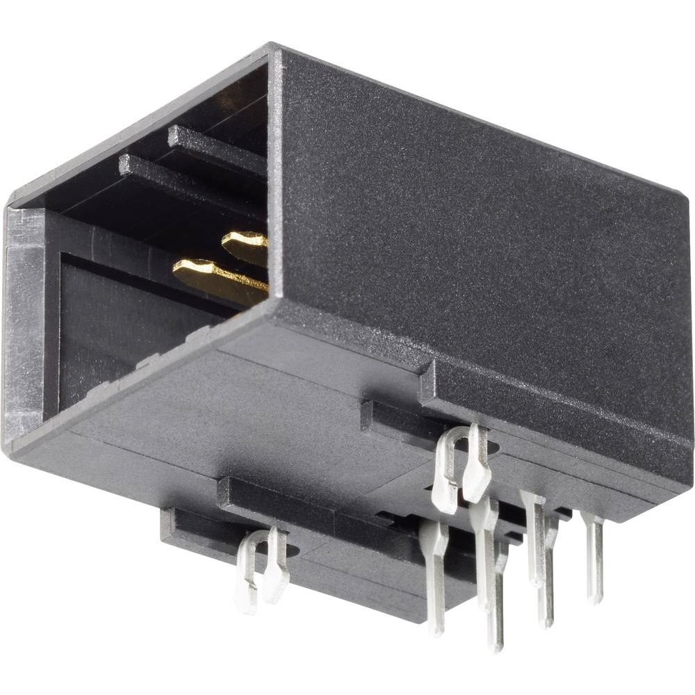 Indbygningsstiftliste (præcision) DYNAMIC 3000 Series Samlet antal poler 12 TE Connectivity 178326-2 1 stk