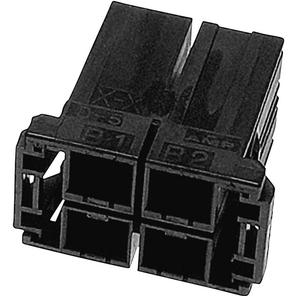 Ohišje za konektorje TE Connectivity 3-917807-2 1 kos