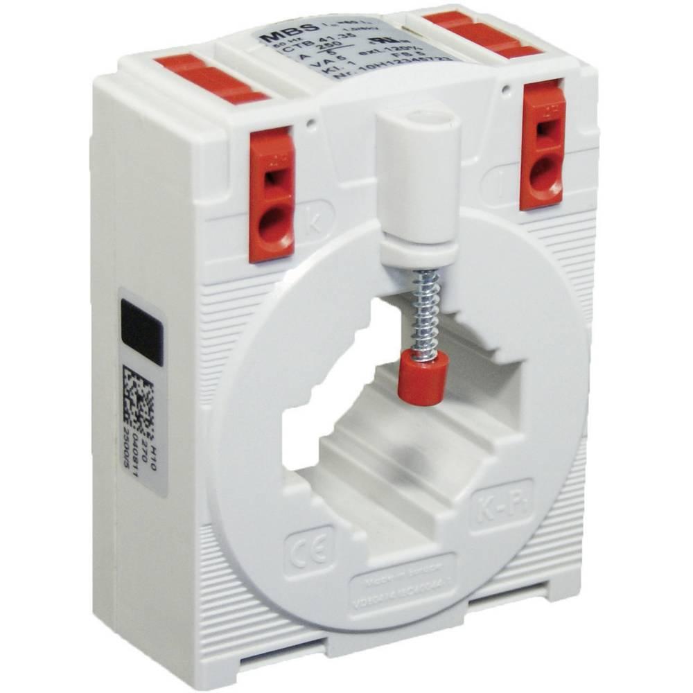 MBS CTB 41.35 300/5A 5VA Kl.1 Tokovni pretvornik, primarni tok:300 A sekundarni tok:5 A premer vhoda kabla :32 mm