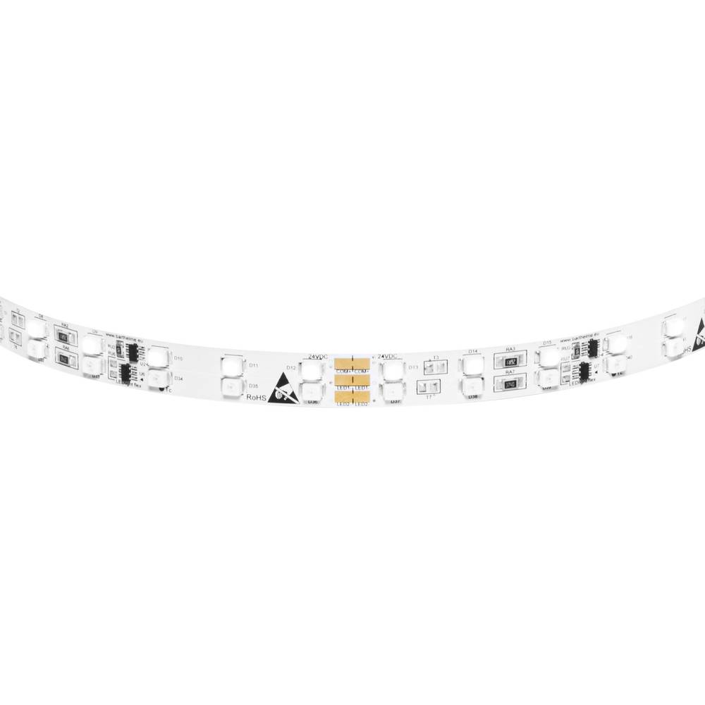LED-trak s spajkalnim priključkom 24 V 100.8 cm rdeč, moder Barthelme LEDlight flex 14 Plant growing light 50101540