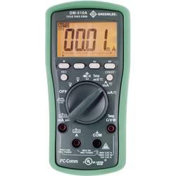 Ročni multimeter, digitalni Greenlee DM-510A kalibracija narejena po: delovnih standardih, CAT II 1000 V, CAT III 600 V število