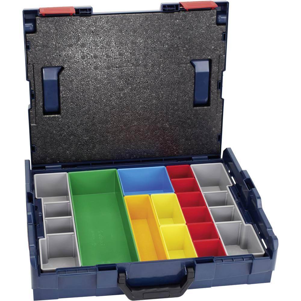 Sortirni kovček (D x Š x V) 357 x 442 x 117 mm Bosch L-BOXX 102 št. predalov: 13 nastavljivo pregrajevanje
