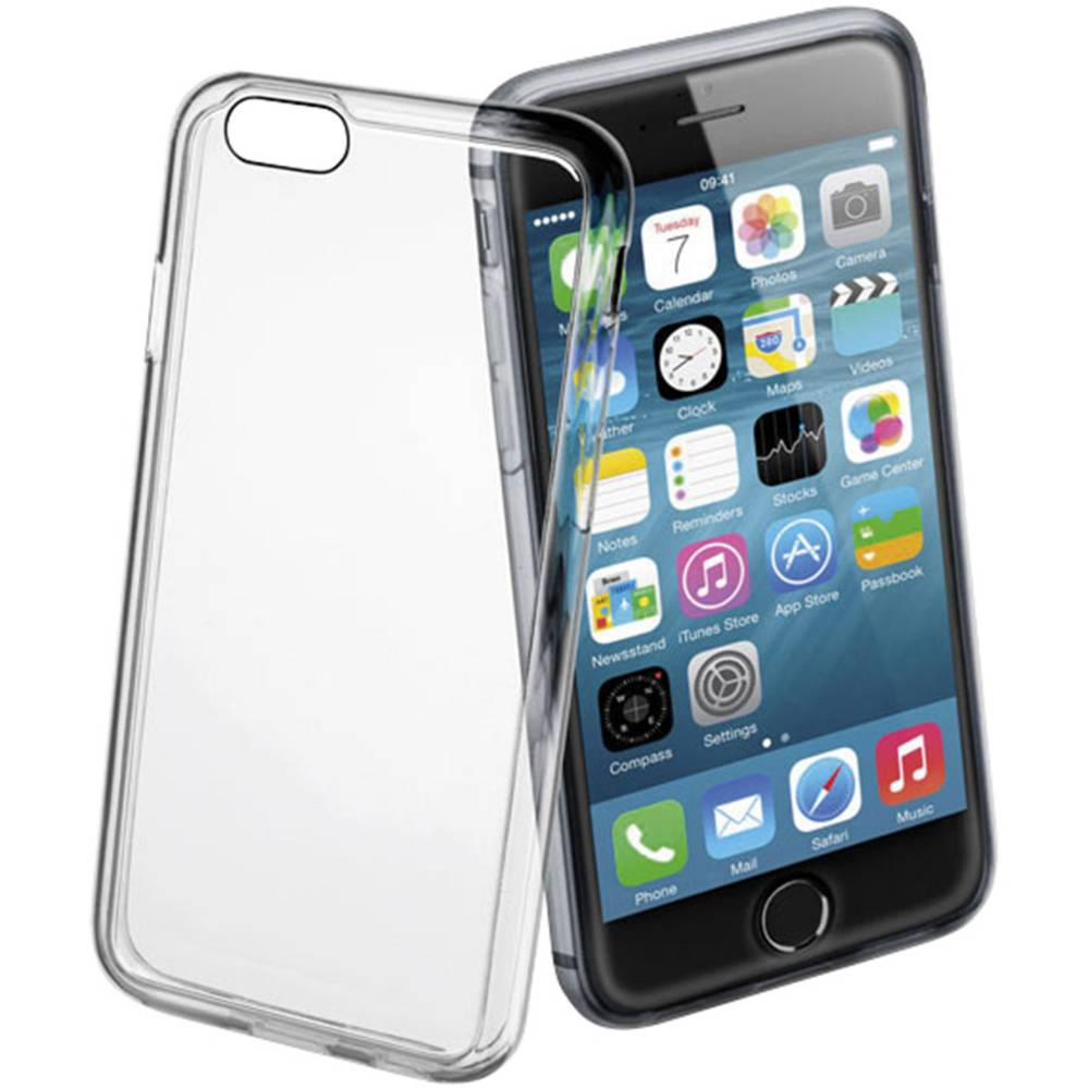Etui Cellularline Clear Duo za iPhone 6, INVISIBLEPLIPH647