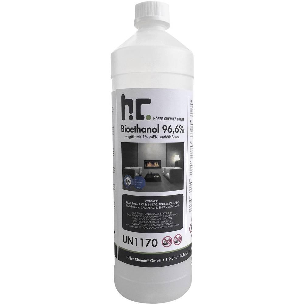 Bioetanol, boca Höfer Chemie GmbH H-574