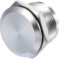 Pokrov za luknjo, srebrne barve TRU Components M02 1 kos