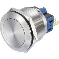 Pritisno stikalo 250 V/AC 3 A 1 x vklop/vklop TRU Components GQ25-11/S IP65 tipkalno 1 kos