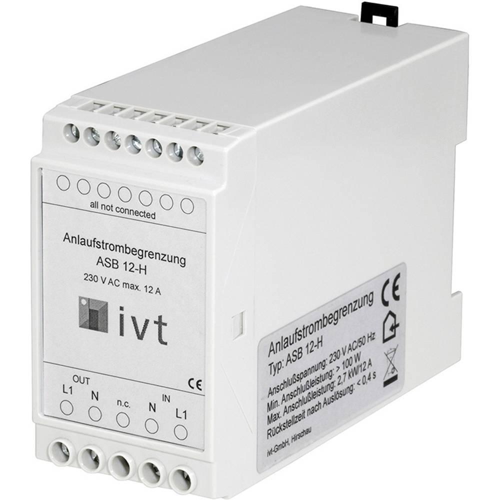 Omejilnik vklopnega toka ASB 12-H, IVT, bele barve, 18017-H