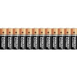 Batteri R6 (AA) Alkaliskt Duracell Plus Power LR06 1.5 V 12 st
