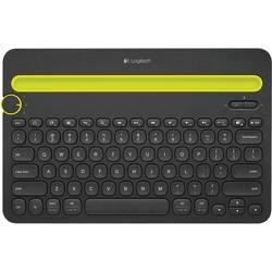 Bežična bluetooth tipkovnica K480 Logitech za računala, tablet računala i pametne telefone crna