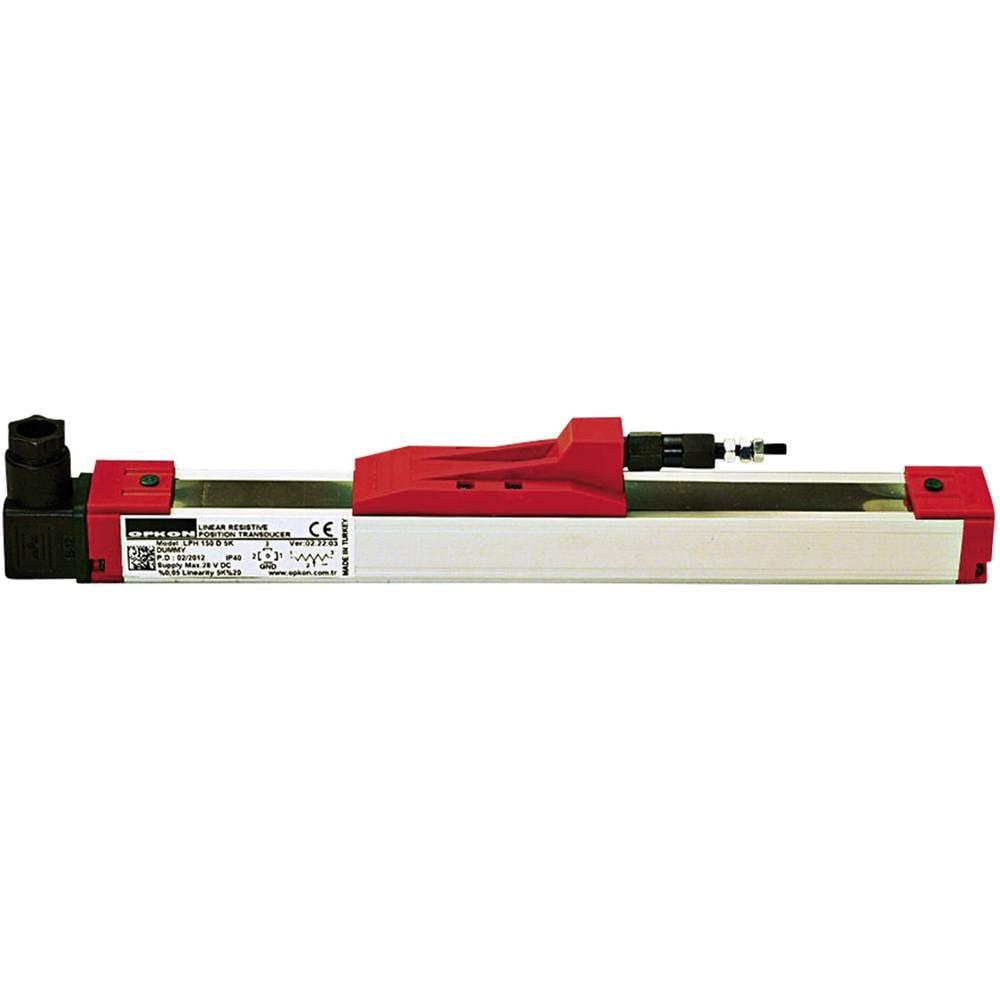 Senzor položaja 28 V/DC dolžina hoda: 1500 mm Opkon LPH-1500-D-10K
