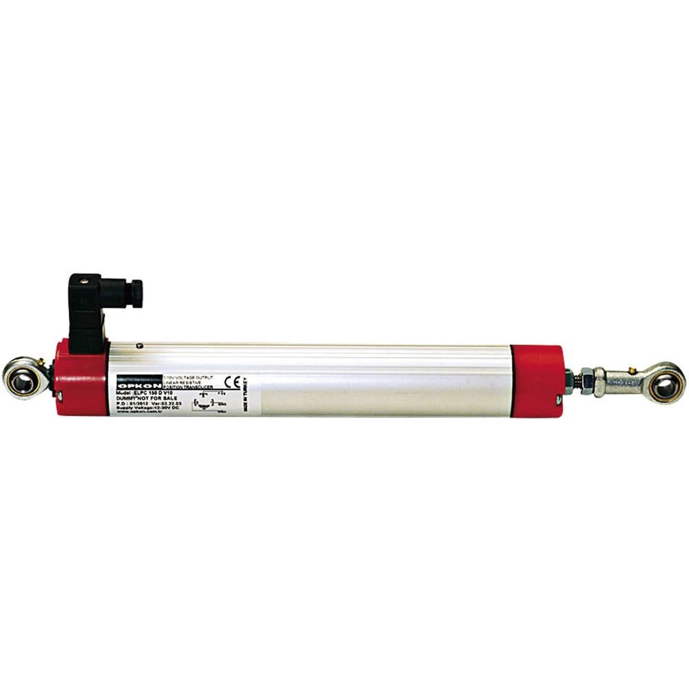Senzor položaja 28 V/DC dolžina hoda: 200 mm Opkon LPC-200-D-10K