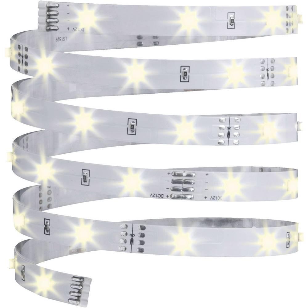 LED traka YourLED ECO 70428 Paulmann osnovni komplet s utikačem 12 V 300 cm toplo-bijela bijela