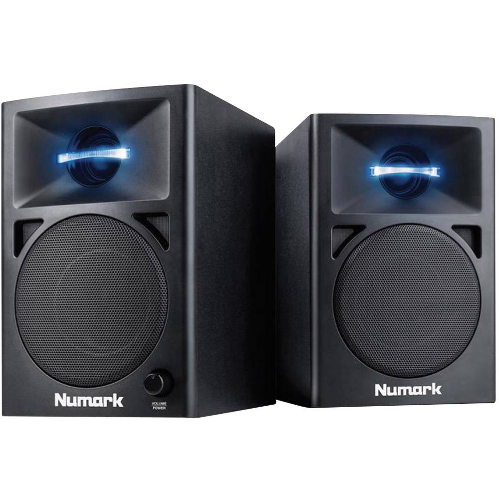Aktivni monitorski zvočnik Numark N-WAVE 360, 3-colski, 30 W, 1 kos