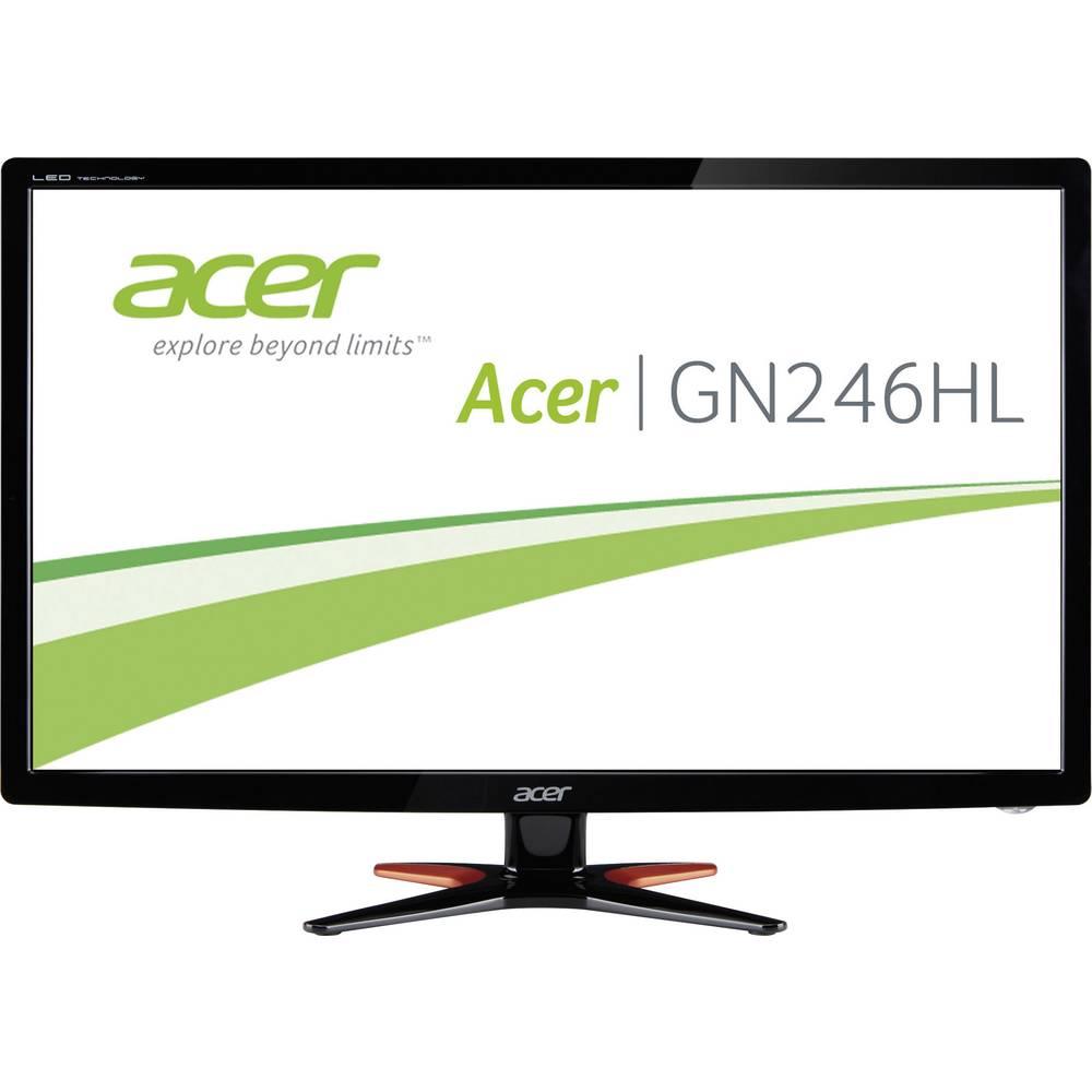 LED ekran 61 cm (24 cola) Acer GN246HLB KEU B 1920 x 1080 piksela 16:9 1 ms DVI, HDMI™, VGA TN Film