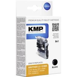 Kartuša KMP kompatibilna B41 nadomesti Brother LC-123 črna