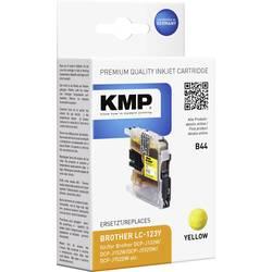 Kartuša KMP kompatibilna B43 nadomesti Brother LC-123 magenta