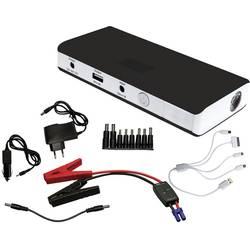 Sistem za hitri zagon motorja Kunzer Multi-Pocket-Booster MPB120, 12.000 mAh, zagonski tok (12 V) = 200 A