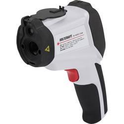 Infrardeči termometer VOLTCRAFT IR-1600 CAM optika 50:1 -50 do +1600 °C pirometer, zaslon, kalibracija narejena po: delovnih sta