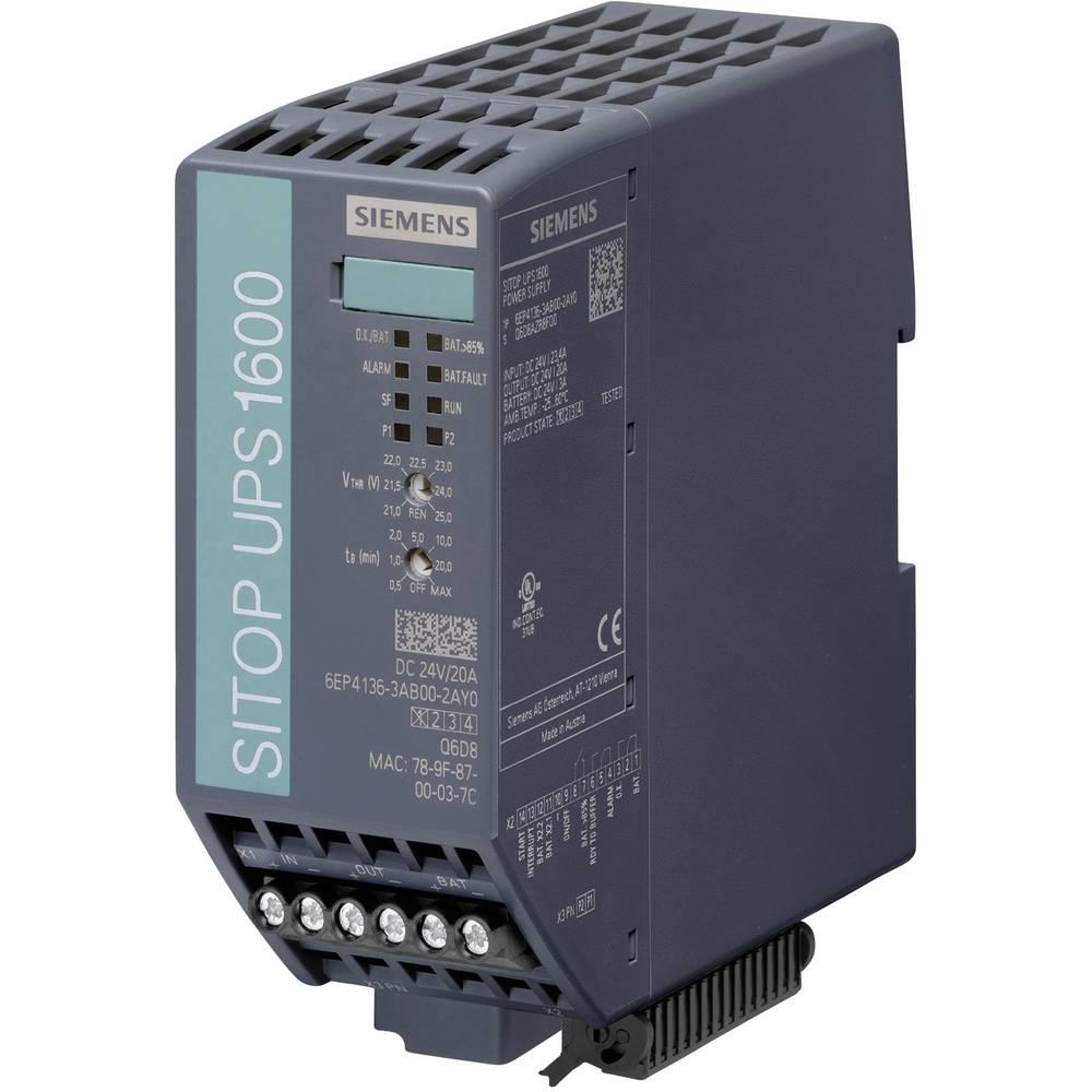 Industrijski UPS (DIN letev) Siemens 6EP4136-3AB00-2AY0