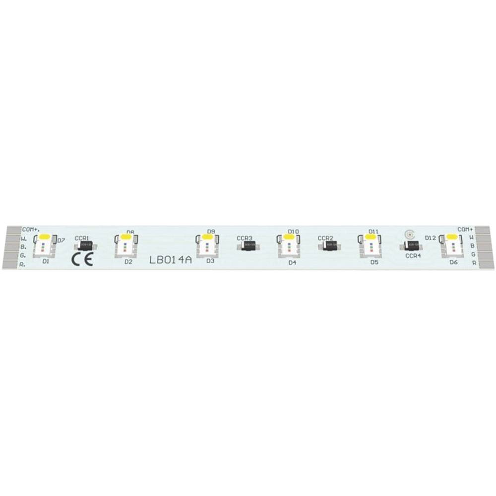 LED modul, RGB 2.16 W 42 lm 120 ° 24 V Barthelme 50751031
