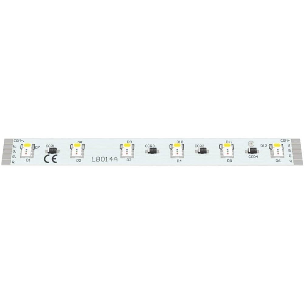 LED modul, RGB, bela 2.88 W 92 lm 120 ° 24 V Barthelme 50751036