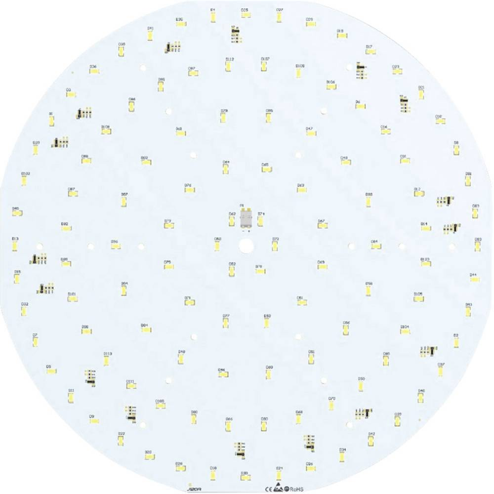 LED-Baustein (value.1317427) Barthelme Hvid 49.92 W 5186 lm 120 ° 24 V