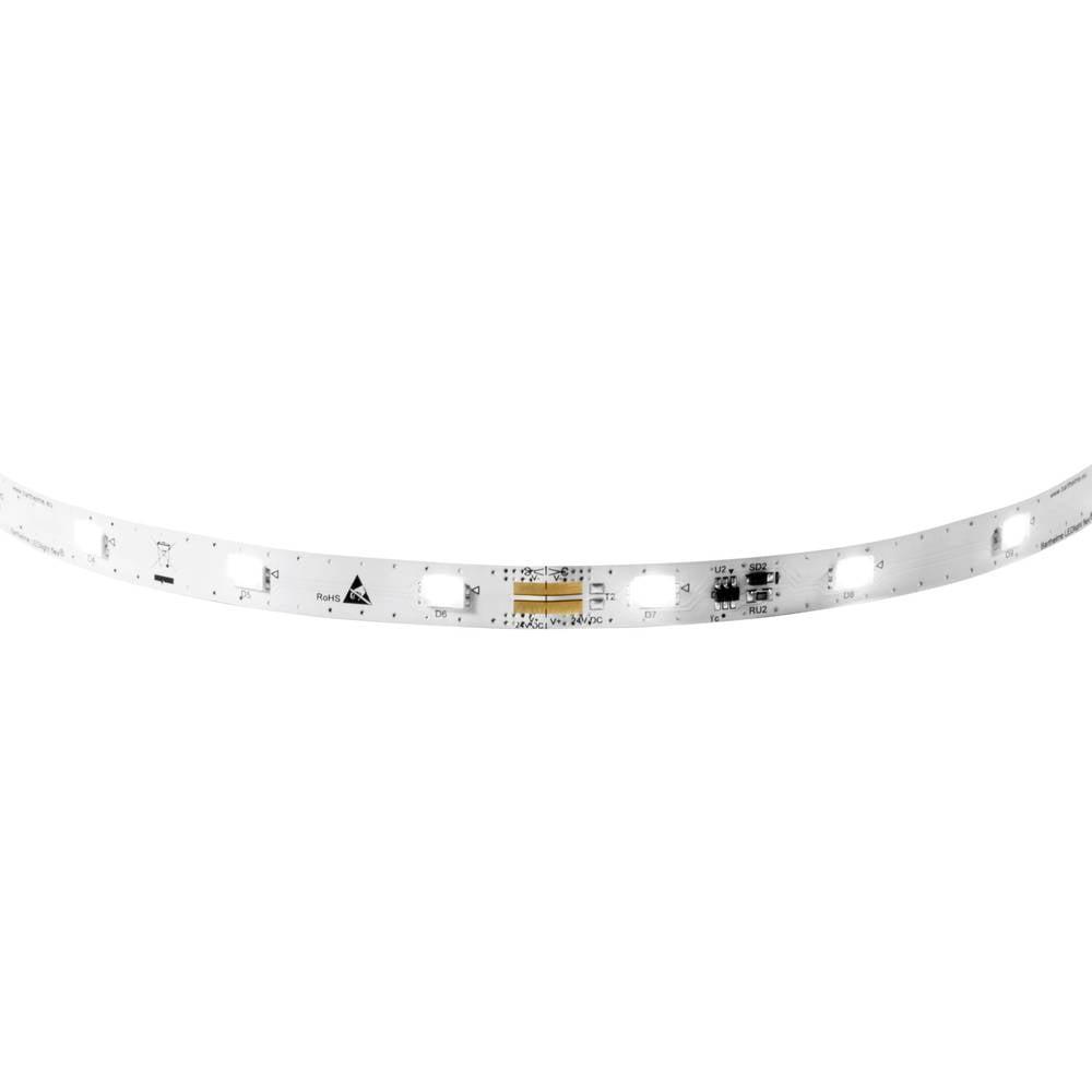 LED-traka s priključkom za lemljenje 24 V 600 cm topla bijela Barthelme 50329428 50329428