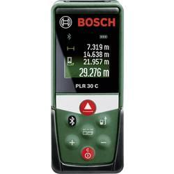 Laseravståndsmätare Bosch Home and Garden PLR 30 C Bluetooth, Dokumentations-App 30 m