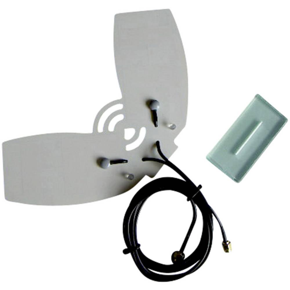 Indendørs antenne Wittenberg Antennen K-102926-10 Grå